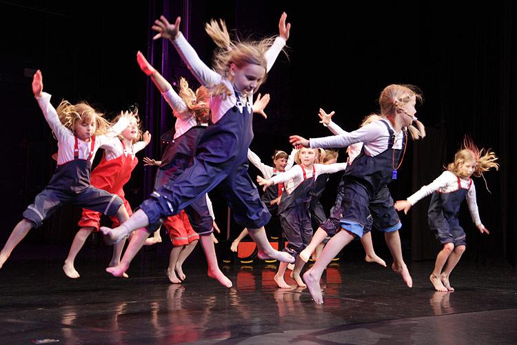 Tanzen mit Kids - Wie trainiere ich Kinder richtig